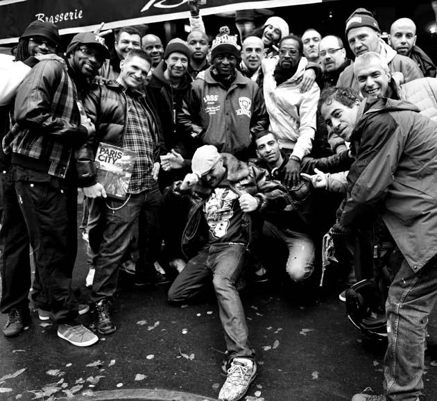 Le hip hop français a 30 ans