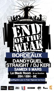 End of the Weak Bodeaux