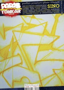 Paris Tonkar magazine #10