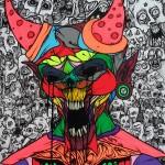 """""""Mon art ? Demandez à Satan ce qu'il en pense."""""""