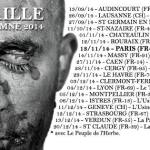 La Canaille - Tournée 2014