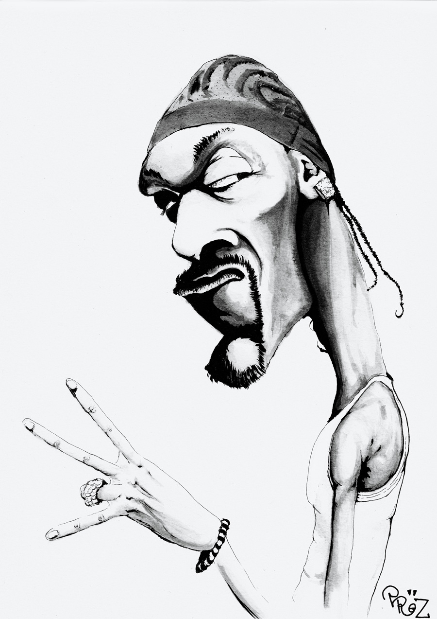 Snoop Dogg by PröZ