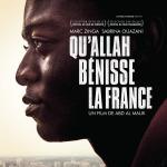 Affiche web Qu'Allah bénisse la France