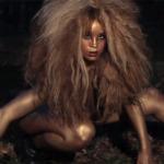 Lion-Babe