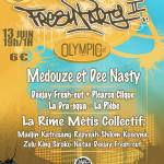 flyer zulu fresh party 2 medouze