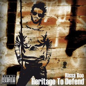 Cover album Heritage To Defend Front