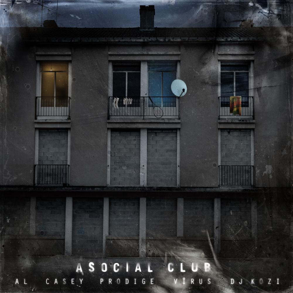 Asocial Club - Tout Entrée Est Définitive