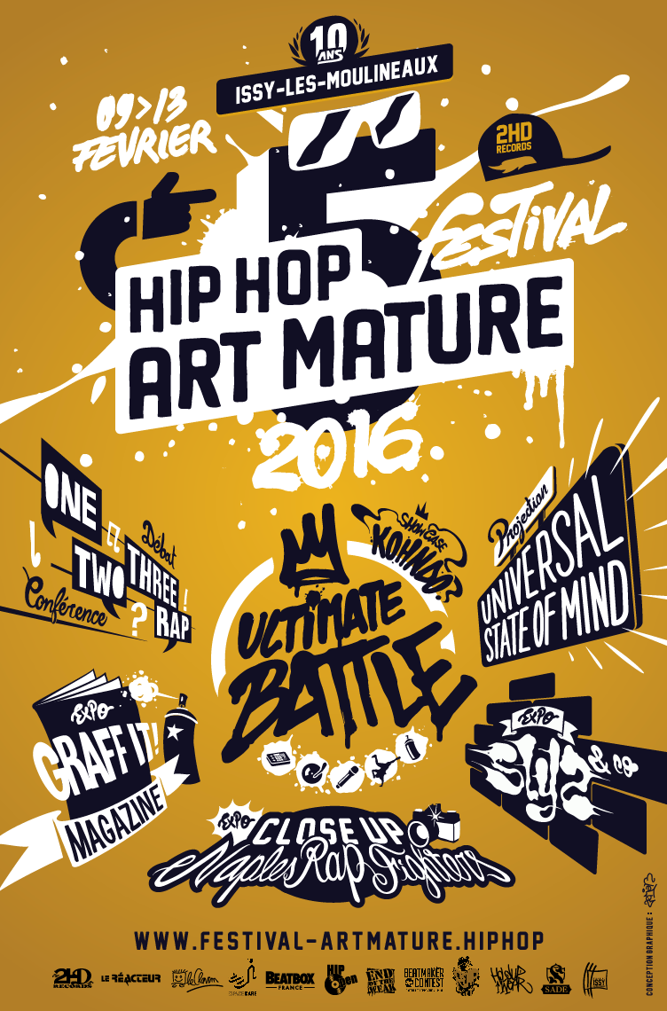 hiphopartmature5_poster