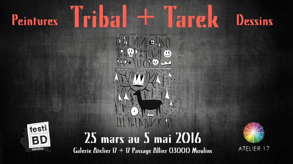 Tribal + Tarek