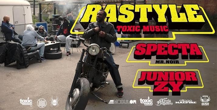 Specta Ft Junior Zy - Rastyle